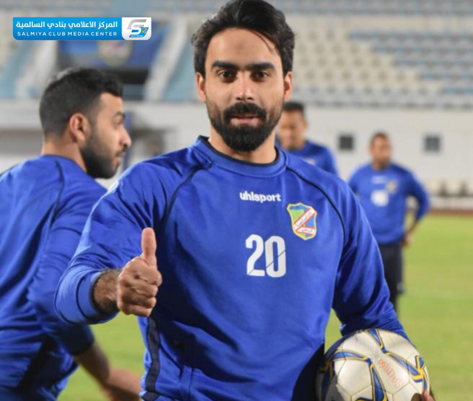 حسين الموسوي سلماوي | نادي السالمية الرياضي - Salmiya Sport Club